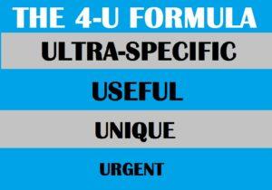 4-U Formula
